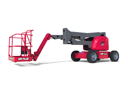 Electric Articulating Boom Lift