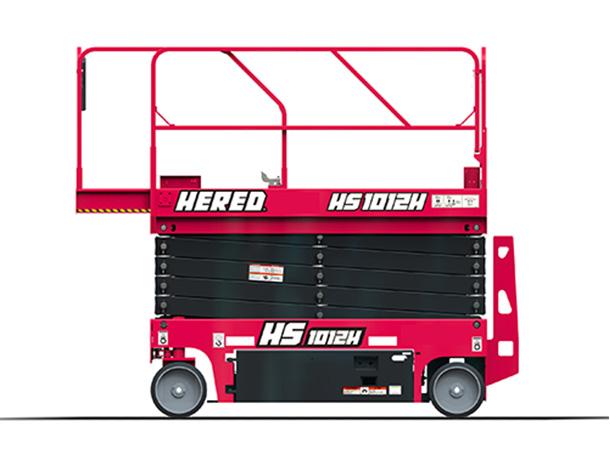 Hydraulic Scissor Lift HS1012H