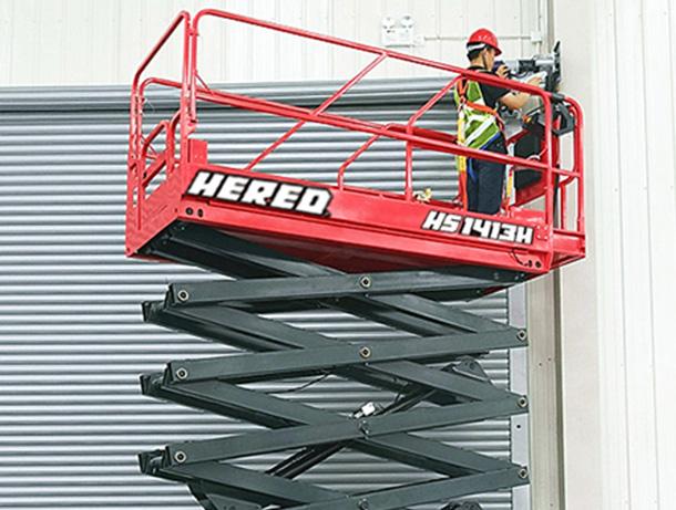 Hydraulic Scissor Lift HS1413H