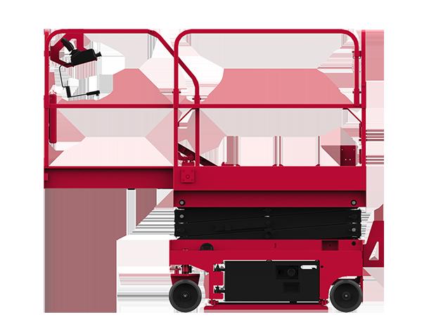 Electric Scissor Lift HS0407E