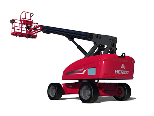 Diesel Telescopic Boom Lift HT26J
